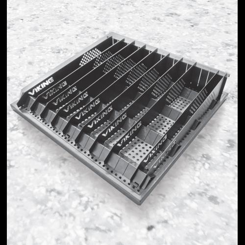 SMD Reels adjustable rack