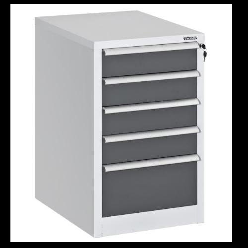 Stationary cabinets